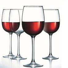 Boh  Allegresse Бокал для вина 420мл-4 шт.Р J8166