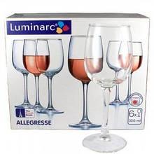 Boh Allegresse Бокал для вина 300мл-6шт.Р J8164