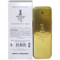 Paco Rabanne 1 Million EDT 100ml TESTER (ORIGINAL)