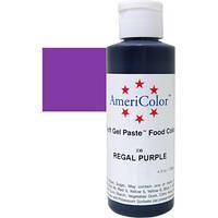 Краситель гелевый AmeriColor (Америколор) Царский  Пурпур (128г)
