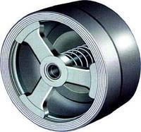 Клапан обратный межфланцевый дисковый из нержавеющей стали CV11/s1-s2