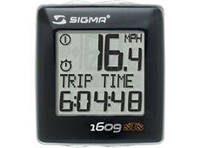 Велокомпьютер Sigma Topline BC 1609 STS