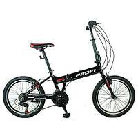 Детской велосипед Profi Ride G20 A20  BI