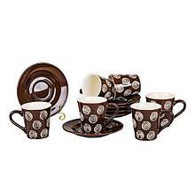 Lefard Кофейный набор (сервиз) 12пр. 367-123