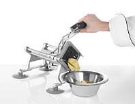 Машинка для нарезки картофеля фри профессиональная, настольная и напольная