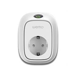 Умная розетка Belkin WeMo Switch со счётчиком потребления электричества (F7C029ea)