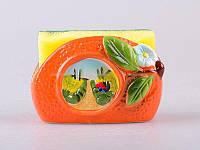 "Lefard Подставка для кухонных принадлежностей ""Апельсин"" 12х5х7см 490-204"