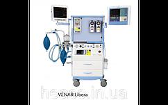 Наркозно-дыхательный аппарат VENAR&LIBERA&SCREEN