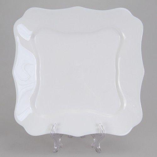 Luminarc Authentic White Тарілка десертна 20, 5см е4960/J1336/J4701