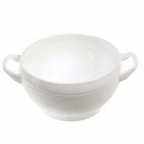 Luminarc Bols Бульонница біла з вушками 540мл 32305, фото 2