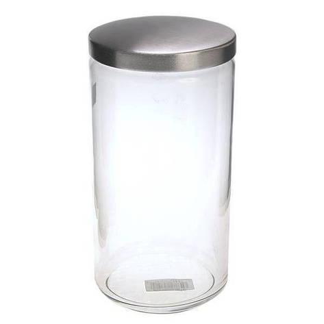 Luminarc Box Mania Metal Банка для сыпучих 1,5 л  48831, фото 2