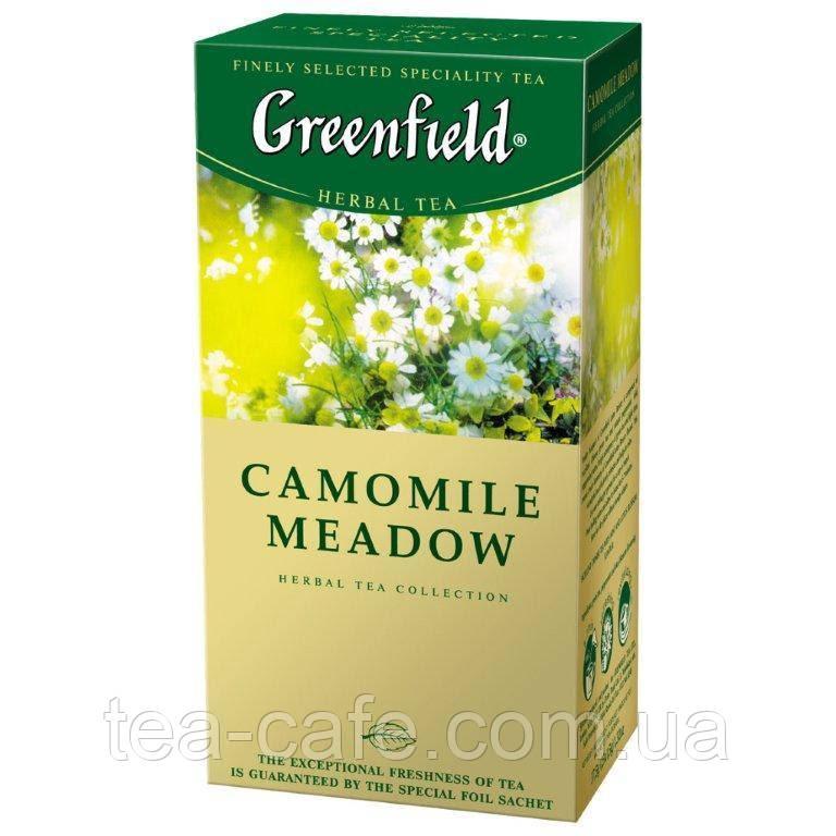 Чай  Greenfield Camomile Meadow пакетированный  25пак