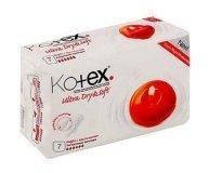 Прокладки Kotex Ultra night с крылышками 7шт/уп