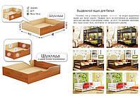 Ящик для кроватей Дуэт / Нота / Нота Плюс тм Эстелла