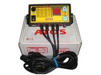 Блок управления котлом ATOS MAX (возможность подключения комнатного термостата)