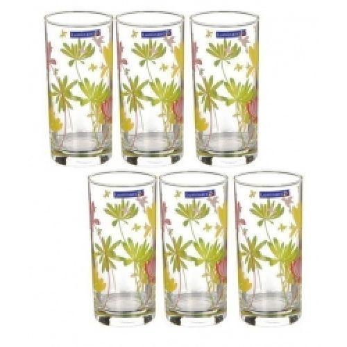 Luminarc Crazy Flowers Набір склянок 270мл-6шт E g4604