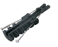 Анкерный изолированный зажим e.i.clamp.pro.rope.25.70 25-70мм² на тросике