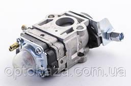 Карбюратор с выходом 14 мм для мотокос серии 40 - 51 см, куб, фото 3