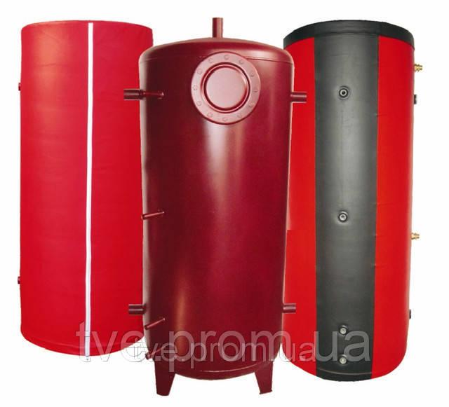 Бойлера, баки накопительные, буферные емкости 500-10000л (Украина)