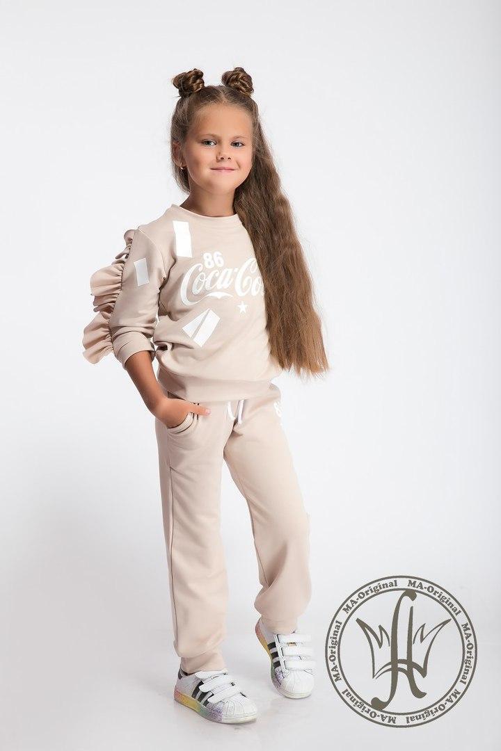 Детский спортивны костюм