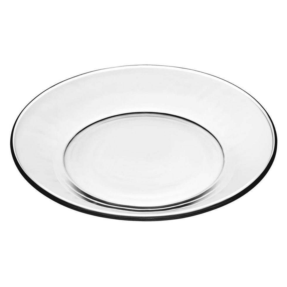 Luminarc Directoire Тарелка глубокая  прозрачная 22,5см 43088