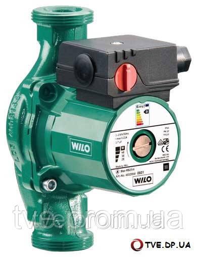 Насос для системы отопления Wilo Star-RS 30/2 (Оригинал)