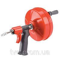 Инструмент для прочистки труб Ridgid POWER SPIN с автоподачей AUTOFEED, фото 1