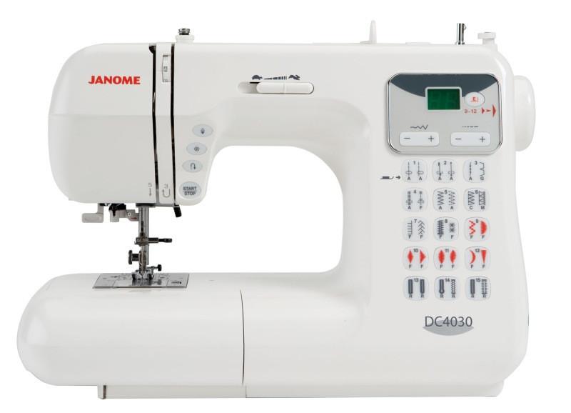 JANOME DC4030