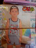 Детский костюм с шортиками для мальчика