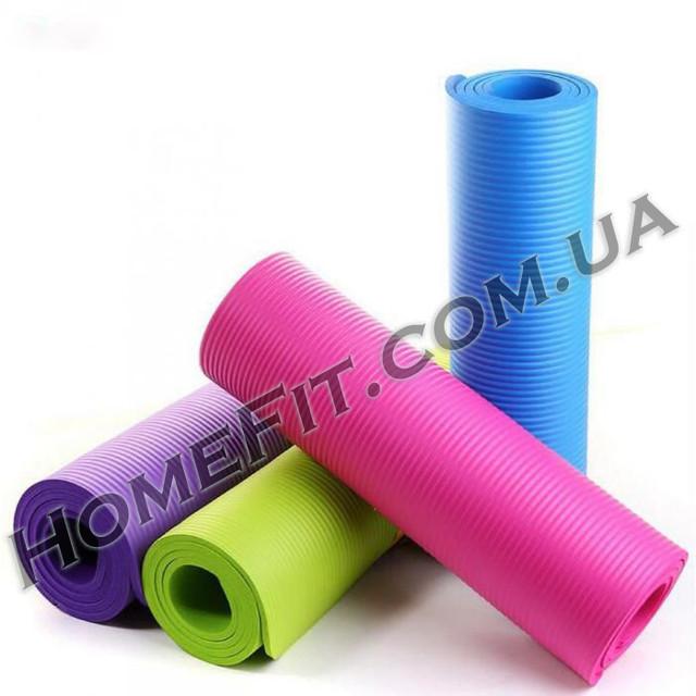Коврики для фитнеса, йоги, аэробики, пилатеса, гимнастики