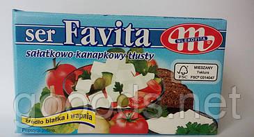 Сыр Фета Favita Mlekovita 270 г Польша