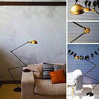 Напольный светильник loft (торшер) [ Turtle ]