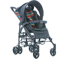 Универсальная коляска 2 в 1 ABC design Primo серая (41025-2/404)