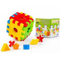 Развивающая игрушка Волшебный Куб в коробке  Тигрес (39376)