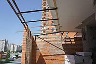 Крыши на балкон