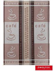 Жаккардовая кухонная тряпочка для посуды Польша SDN-CAFFE BE
