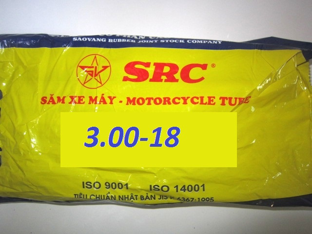 Камера 3,00-18 (Вьетнам)