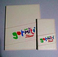 Комплект папка меню  и счетница.