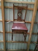 Комплект стол (прямоугольный, раздвижной) и стулья (6 шт) из Европы. Мебель бу из Европы