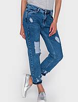 Прямые женские джинсы (8122 sk)
