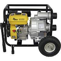 Мотопомпа бензиновая Кентавр КБМ80ГКР (51268)