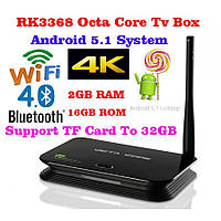 ANDROID TV BOX Z4 RK3368