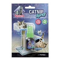 Спрей Karlie-Flamingo Catnip Spray для приучения кошек к когтеточке, с кошачьей мятой, 25 мл