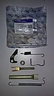 Ремкомплект задних тормозных колодок (правый) Авео CRB