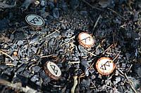 Руна Беркана Berkano ручной работы подвески, брелки, браслеты