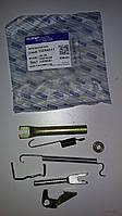 Ремкомплект задних тормозных колодок (левый) Авео CRB