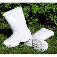 Сапоги резиновые VERONA белые
