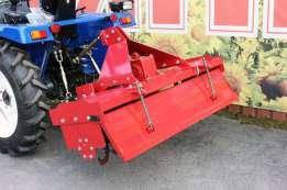 Тракторные почвофрезы