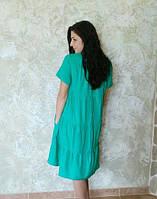Летнее модное платье для будущих мамочек