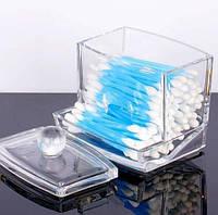 Подставка  для ватных дисков, палочек  спонжиков